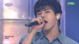 Between Me & You (Inkigayo 19.07.15) - Infinite