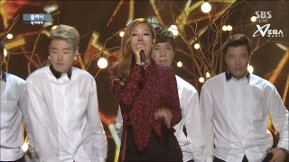 Can You Hear Me (Inkigayo 03.08.14) (Vietsub) - Lucky J
