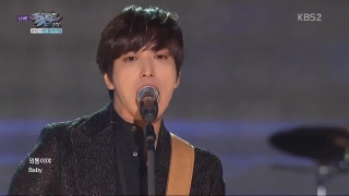 Cinderella (Music Bank 09.10.15) - CNBlue
