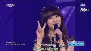Cinderella Time (Inkigayo 05.04.15) (Vietsub) - NC.A