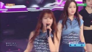 Cupid (Inkigayo 28.06.15) - Kara