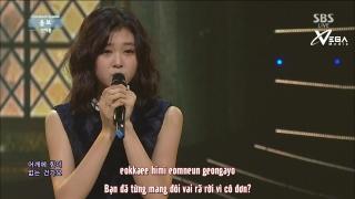 Cry Baby (Inkigayo 07.09.14) (Vietsub) - Shin Ji Soo