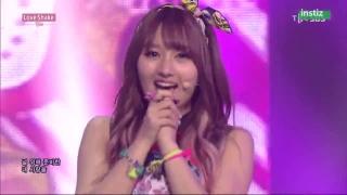 Love Shake (Inkigayo 12.07.15) - MinX