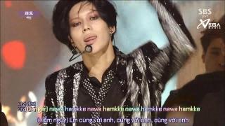 Danger (Inkigayo 31.08.14) (Vietsub) - Taemin