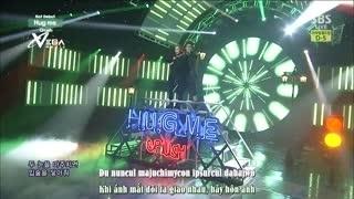 Hug Me (Inkigayo 08.06.14) (Vietsub) - Crush