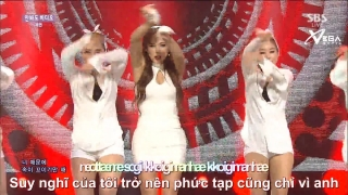 I Can Picture It (Inkigayo 28.06.15) (Vietsub) - Chae Yeon