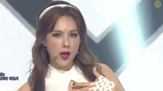 I Can Picture It (Inkigayo 28.06.15) - Chae Yeon