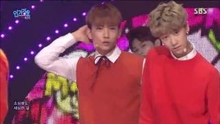 Mansae (Inkigayo 25.10.15) - Seventeen