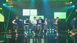 Mansae (Music Bank 23.10.15) - Seventeen