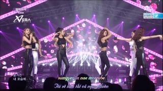 Mamma Mia (Inkigayo 14.09.14) (Vietsub) - Kara