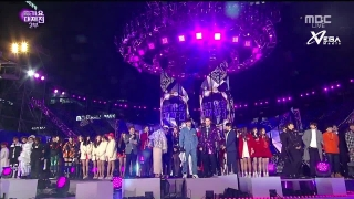 MBC Gayo Daejun 2014 - Part 2.4 (Vietsub) - Various Artists