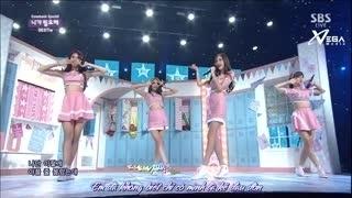 I Need You (Inkigayo 31.08.14) (Vietsub) - Bestie