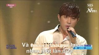 Reason (Inkigayo 21.06.15) (Vietsub) - December