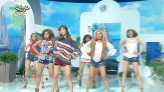 Remember (Music Bank 17.07.15) - A Pink