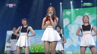 Ice Summer (Inkigayo 12.07.15) - Song Haye