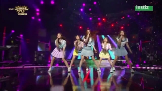 Ice Cream Cake (Music Bank 26.06.15) - Red Velvet