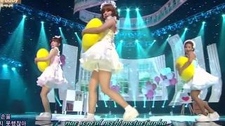 Ice Baby (Inkigayo 06.07.14) (Vietsub) - Tiny