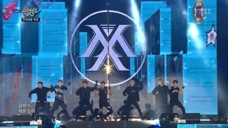 Rush (Music Bank 16.10.15) - Monsta X