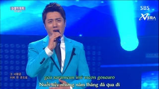 Sea Of Tear Drops (Inkigayo 14.06.15) (Vietsub) - Hooni Yongi