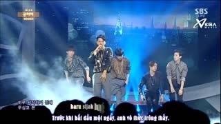 Empty (Inkigayo 07.09.14) (Vietsub) - WINNER