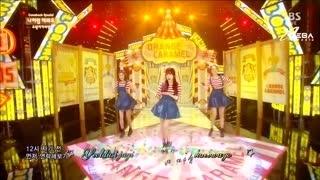My Copycat (Inkigayo 24.08.14) (Vietsub) - Orange Caramel