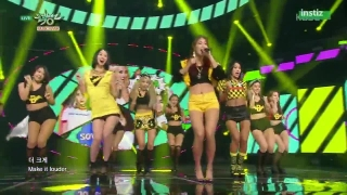 Shake It (Music Bank 10.07.15) - Sistar