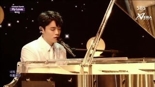 My Love (Inkigayo 25.01.15) (Vietsub) - Eddy Kim