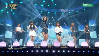 LUV (Music Bank 26.06.15) - A Pink