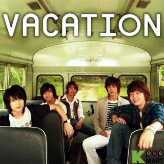 Vacation Drama (OST Single) - TVXQ