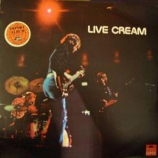 Live Cream Vol 1 - Cream