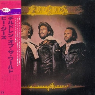 10 Albums Mini LP CD (Warner Music Japan) - 1976 - Children Of The World - Bee Gees