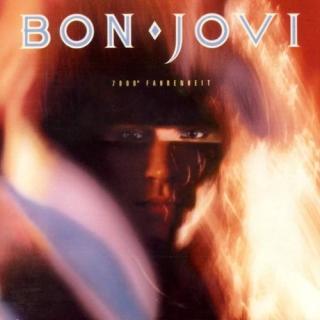 7800' Fahrenheit - Bon Jovi