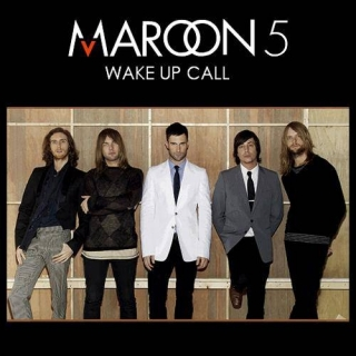 Wake Up Call (CD, Maxi, Enh) - Maroon 5