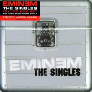 The Singles CD10 - Eminem