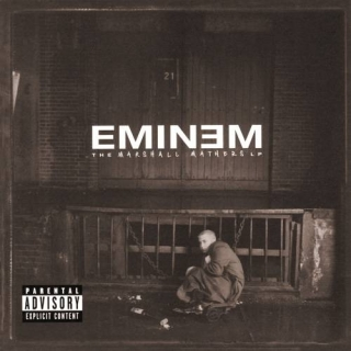 The Marshall Mathers LP (UK Special Edition With Bonus Track) - Eminem