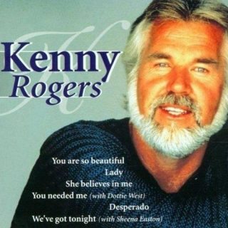 Country Legends (TFM) - Kenny Rogers