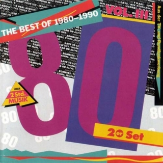 The Best of 1980 - 1990 Volume 03 CD1 - Various Artists