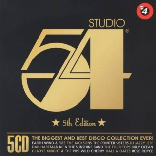 Studio 54 5th Edition CD1 - Various Artists