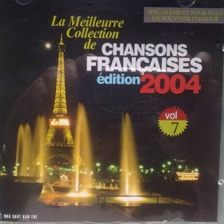 CD nhac Phap Vol 07 - Various Artists
