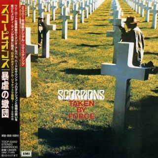 Taken By Force (2001 Japan) - Scorpions