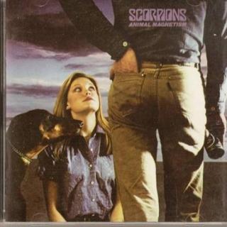 Animal Magnetism (1984 Germany) - Scorpions