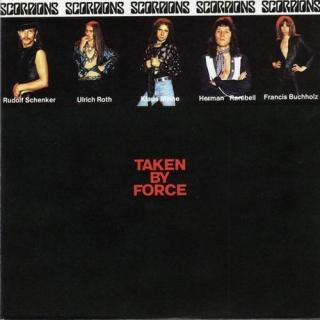 Taken By Force - Scorpions