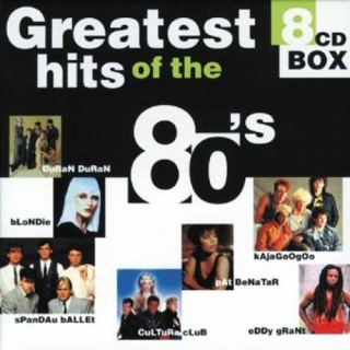701 Greatest 1980's music hit Singles - Various Artists