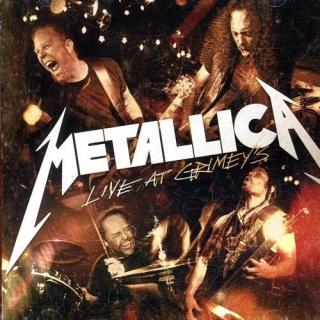 Live At Grimey's (USA Warner Bros) - Metallica