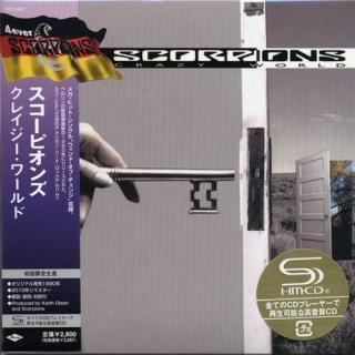 Crazy World (2010 Japan) - Scorpions