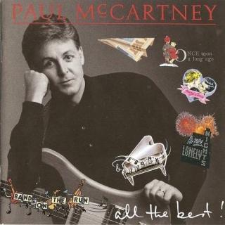 All The Best(UK) - Paul McCartney