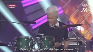 Get Out (Inkigayo 24.08.14) (Vietsub)  - Say Yes