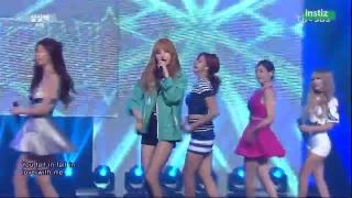 Go Easy (Inkigayo 12.07.15) - POTEN