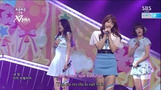 Pit A Pat (Inkigayo 14.09.14) (Vietsub) - Laboum