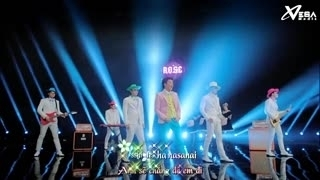 R.O.S.E (Dance Version) (Vietsub) - Wooyoung